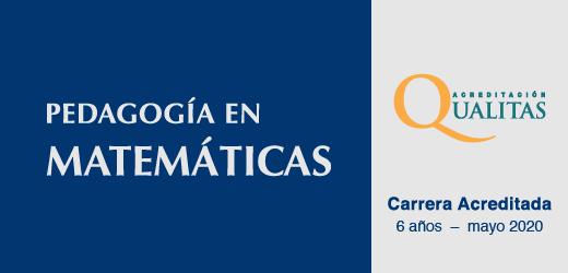 Pedagogía en Matemáticas
