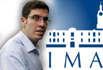 Científico español llega al IMA para trabajar con profesor Ignacio Muga