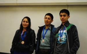 IMA felicita a medallistas regionales del CMAT 2013