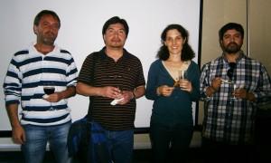 Extranjeros y chilenos se reúnen en 2ª Escuela de Verano en Matemática de Valparaíso