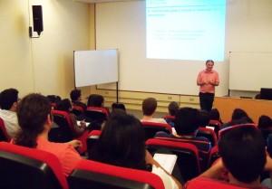 IMA realizó primer workshop en Chile sobre Espacio de Trabajo Matemático