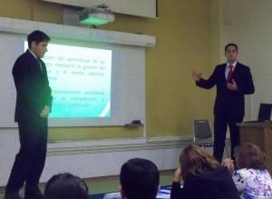 Estudiantes de Pedagogía  presentaron Trabajos de Título  2013
