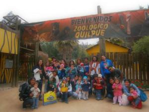 Estudiantes del IMA le celebraron la Navidad a vecinitos del Hogar Jesús Niño