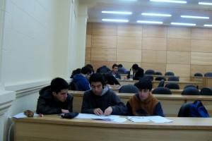 Estudiantes de la V región compiten en cuarta fecha del Campeonato Escolar de Matemática