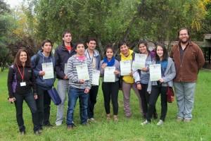 Destacada participación de delegación regional en la final de la 26° Olimpiada Nacional de Matemática