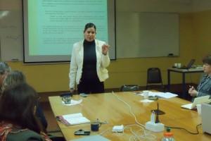 Especialista de Universidad Autónoma de Zacatecas desarrolla estadía de investigación en el IMA