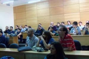 """Doctorado en Matemática del Consorcio PUCV-UFTSM-UV inicia su tercer año académico con """"Primer V-Coloquio 2015"""""""