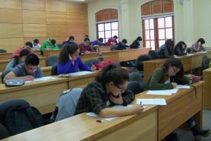 Alumnos de la V región motivados por la Matemática participan en Campeonato Escolar de Matemáticas 2015