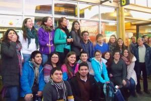"""35 estudiantes IMA viajan a Chiloé para participar de nueva versión del """"Taller en Liceos de Localidades Rurales"""""""