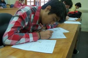 Segunda fecha de Campeonato Escolar de Matemática en el IMA