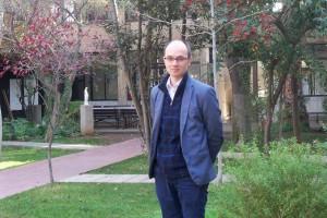 Dr. Kris van der Zee inicia actividades de colaboración y difusión científica en el IMA