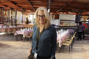 Dra. Amie Wilkinson, destacada investigadora internacional participa del evento