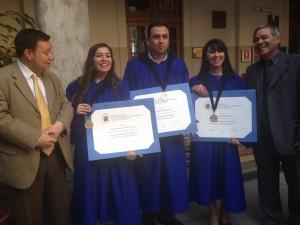 Pontificia Universidad Católica de Valparaíso gradúa a 5 nuevos doctores en Didáctica de la Matemática