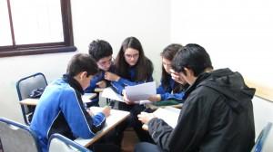 Establecimientos escolares emblemáticos de la V región compiten en el Campeonato Escolar de Matemática 2016