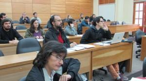 """Seminario AGV realiza """"Día Shimura"""" en Instituto de Matemáticas PUCV"""