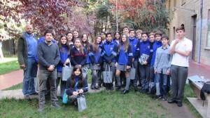 """Alumnos de primero medio de Scuola Italiana de Valparaíso participan de """"Jornada de Reflexión sobre el Quehacer Matemático"""" efectuada en el IMA PUCV"""