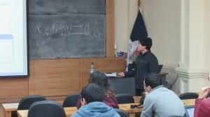 Nuevo graduado del Magíster en Matemáticas PUCV