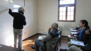 Investigador en Geometría Aritmética y Álgebra de la Université de Caen desarrolla estadía de investigación en el IMA PUCV