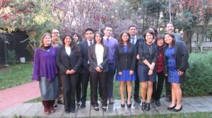 Alumnos IMA PUCV del curso MAT 559-02 presentan sus trabajos de titulación