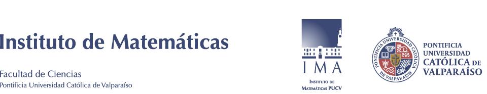 Instituto de Matemáticas Aplicadas UCV