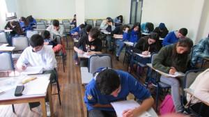 18 establecimientos escolares de la V región participan de Olimpiada Nacional de Matemática 2016 en sede regional del IMA PUCV