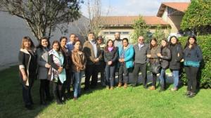 Profesores de diversas localidades de la V región participan de los talleres RPAULA 2016