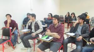 """Unidad de Mejoramiento de la Docencia Universitaria e Instituto de Matemáticas desarrollan módulo de """"Formación de Ayudantes de Matemática"""""""