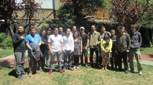 Finalizan actividades de la V Escuela del Doctorado en Matemática de Valparaíso