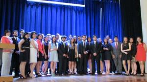 """Se realiza """"Ceremonia de Graduación y Titulación de Promoción 2016"""" del Instituto de Matemáticas PUCV"""