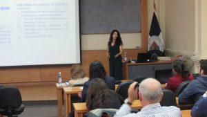 Nueva graduada en el doctorado en Didáctica de la Matemática PUCV