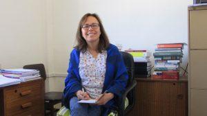 Profesora Soledad Estrella es elegida vicepresidenta de la SOCHIEM por el periodo 2021-2022