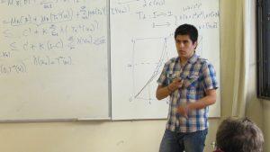 Magíster en Matemáticas PUCV tiene un nuevo graduado