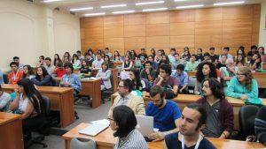 """81 nuevos estudiantes participan de la """"Recepción de Novatos 2017 IMA PUCV"""""""