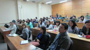 Programas de Postgrado en Didáctica de la Matemática inician actividades académicas 2017 recibiendo a 41 nuevos estudiantes