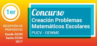 Concurso Creación Problemas Matemáticos