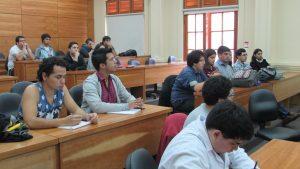 Unidad de Mejoramiento de la Docencia Universitaria e Instituto de Matemáticas inician sesiones de Formación de Ayudantes de Matemática 2017
