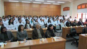 "Instituto de Matemáticas celebra la tradicional ""Ceremonia de Investidura de Piochas"" 2017"