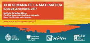XLIII Semana de la Matemática
