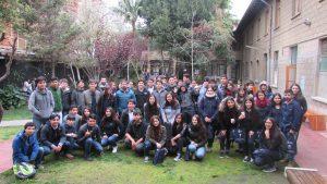 Con la participación de estudiantes de 17 establecimientos de la V región se llevó a cabo el Día Abierto PUCV en el IMA