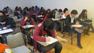 Establecimientos escolares de la V región participan de Olimpiada Nacional de Matemática 2017 en sede regional del IMA PUCV
