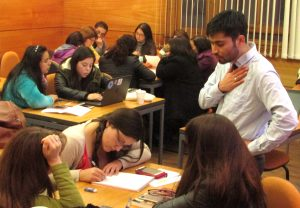 IMA PUCV, CORMUVAL y Puerto Valparaíso trabajan colaborativamente en el marco de la enseñanza de la matemática en educación básica