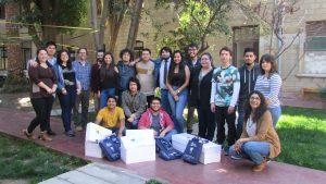 18 profesores en formación del IMA PUCV desarrollan su práctica comunitaria 2017 en la provincia de Chiloé