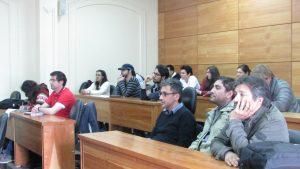 Comienzan las actividades de la sexta versión de la Escuela del Doctorado en Matemática de Valparaíso
