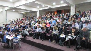 Exitosa Jornada de Clase Pública de Matemática