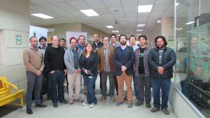 """Finaliza nueva versión del """"Valparaíso's Mathematics and its Applications"""""""