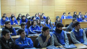 Alumnos del Liceo Cortés Brown de Recreo y el Colegio Divina Maestra de Villa Alemana participan de una nueva versión de la Jornada de Quehacer Matemático