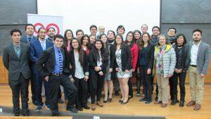 """Estudiantes de la carrera de Pedagogía en Matemáticas PUCV realizan presentación de """"Trabajos de Titulación"""""""
