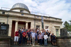 Estudiante de pregrado IMA PUCV asiste a la NGSolve User Meeting 2018 realizada en Alemania