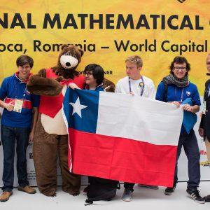 Estudiante del IMA PUCV obtiene mención honorífica en la 59 International Mathematical Olympiad (IMO 2018) realizada en Rumania