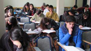 Alumnos de la Región de Valparaíso compiten en la cuarta fecha del CMAT 2018 en el IMA PUCV